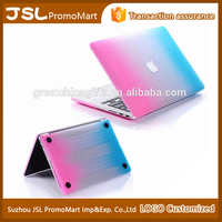 13 inch Clear Hard Shell Laptop Cover Back Case Plastic Cover for Macbook Pro