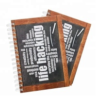 Direct factory price best selling good quality recycled notebook in customized size