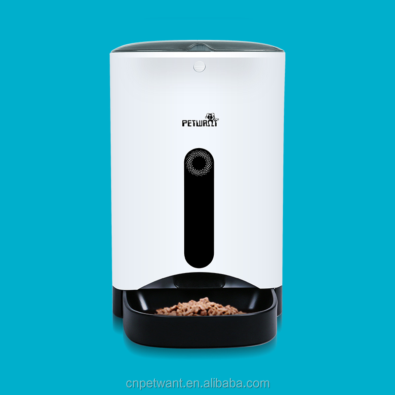 OEM Accept Automatic Pet Feeder Food Dispenser for Dogs and Cats Supplier