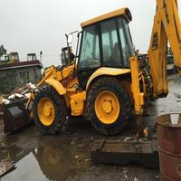 Used Backhoe Loader 4CX Heavy Equipment for Sale , Original engine and spare parts cheap price