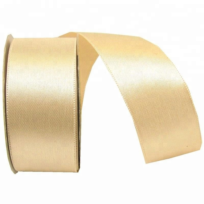 2018 New Free Samples 2 inch Wide Satin Ribbon Belt