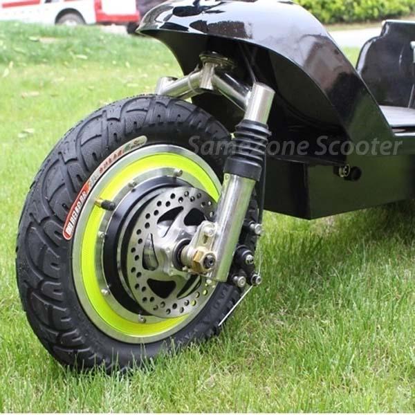 lectrique vespa mobilit scooter trois roues zappy scooter gros scooter lectrique id de. Black Bedroom Furniture Sets. Home Design Ideas