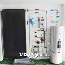 Closed Loop Split Flat Panel Solar Water Heater System
