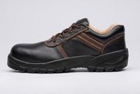 Leather safety shoes price non slip mens work shoes discount work boots online