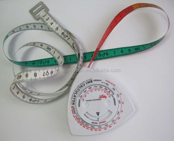 Plastic Triangle Bmi Tape Measure For Medical Promotion ...