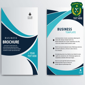 Oem Customized And Custom Size Brochure Printing Advertising Flyer