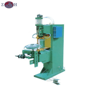 Complete electric fan guard machines for spoke wire fan guards