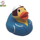 Promotional Floating Nurse Duck Bath Toy for Swimming Pool