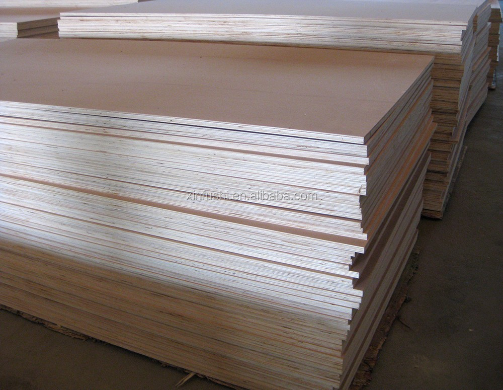 two time press sanded full poplar plywood plywood for furniture