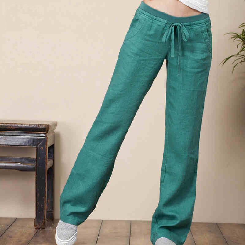 Womens Summer Linen Pants Vpi Pants