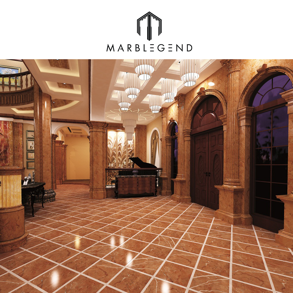Spanish Rojo Alicante Red Marble Floor Tile Product On Alibaba