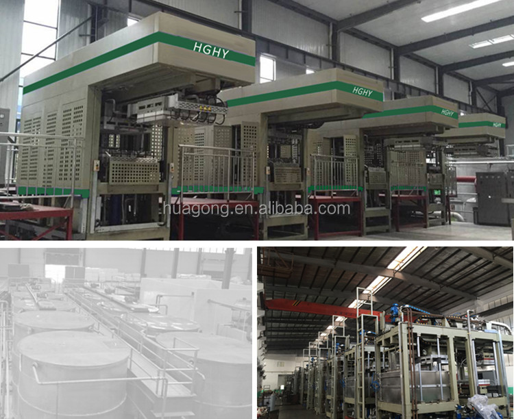 Thermoforming ChampWare Molded Fiber machine