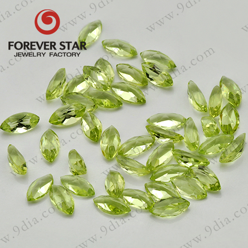 Large stock marquise natural green China Peridot <strong>Stone</strong> Price