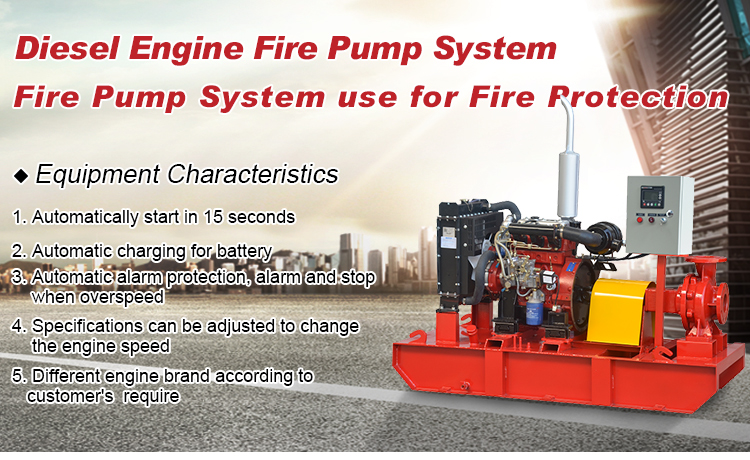 fire pump diesel engine price 500 set 250 US gpm, View fire pump diesel  engine price, ZJBETTER Product Details from Better Technology Co , Ltd  on