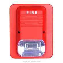 Household sounder with 3 optional sounds for Fire alarm system