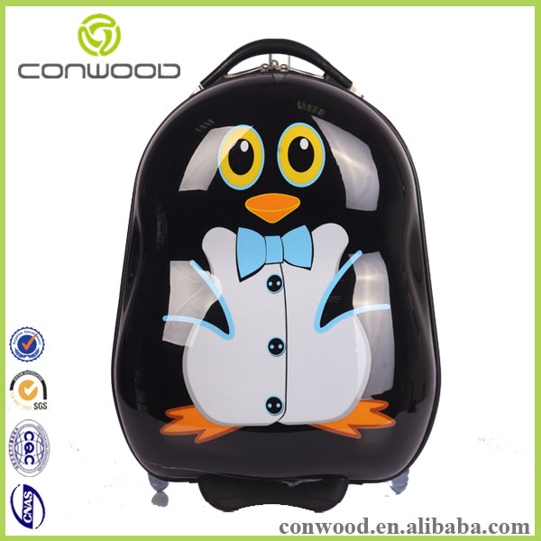 kids trolley hard case luggage