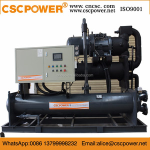 water cooled chiller india for wine