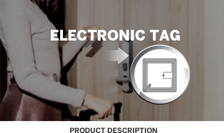 High Quality Wholesale Custom Cheap nfc wrap tag woven bracelet ntag213 wire tie tags with low price