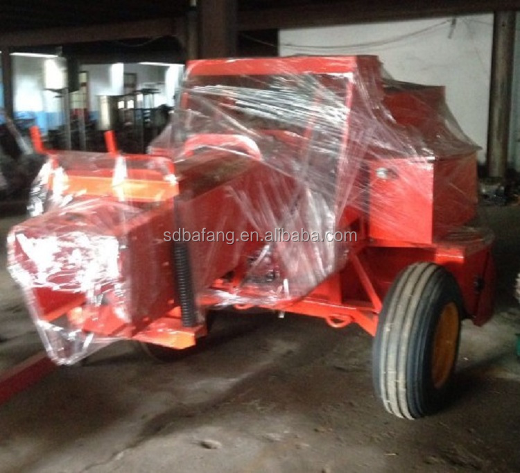 Suitable for 50HP tractors square hay baler factory supply