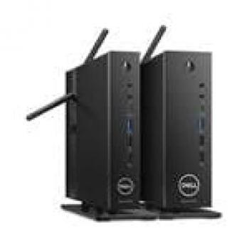 WY5070-J5005-8-32-WL-WIN10-3YPS 組み込みボックスコンピュータ Wyse ThinClient 5070 8 グラム、 32 グラム SSD 、 W10 、 WL