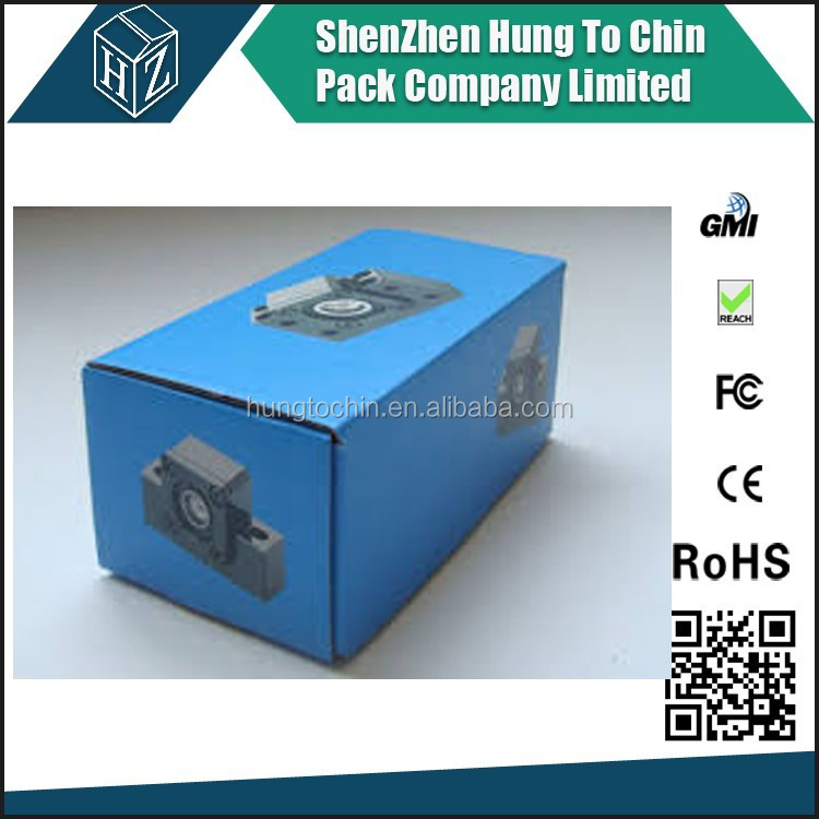 Dongguan carton protective use vase packaging box