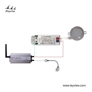 0-10V dimmer 230V for streetlight lighting system