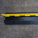Black And Yellow Standard Cable Protection Cover