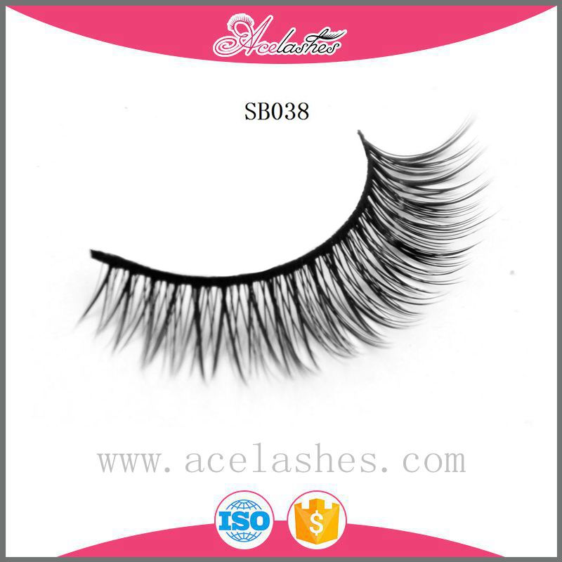 Unique Design Mink Fales Eyelashes 3D