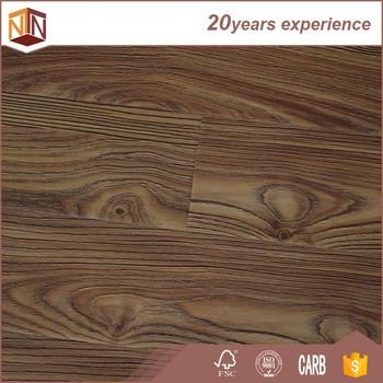 Wood Grain Embossed Hdf Floated Flooring Buy Embossed Floated