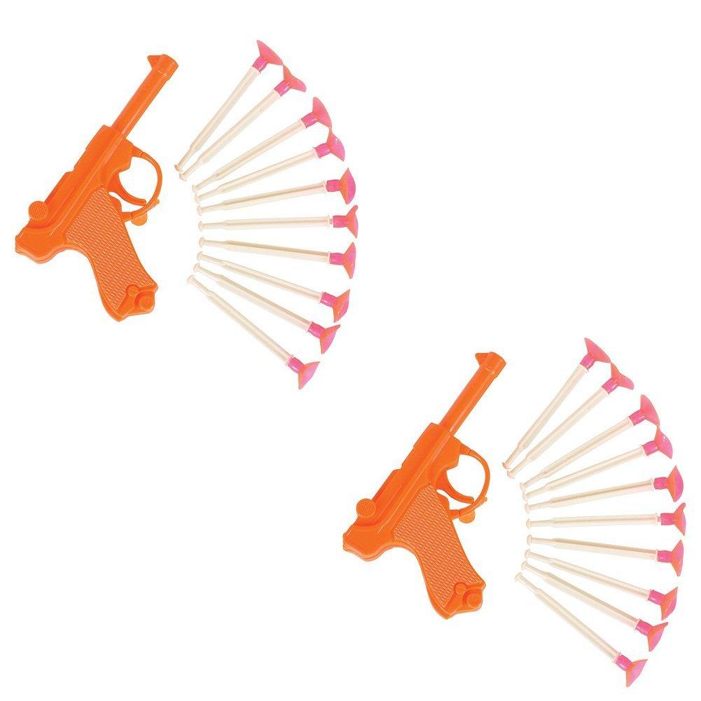Dart Gun Toy - 5 Inch (2, 5 Inch)