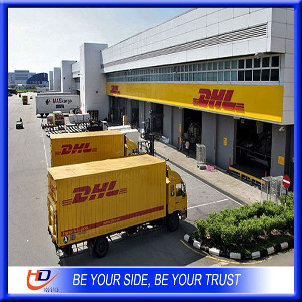 Professional International Logistics Service From Guangzhou to Sudan By DHL