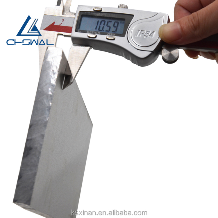 6083 7075 5083 hot rolled aluminum alloy plate with good aluminium plate price