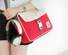 Cross Strap Messenger Bag for School Teenagers,2013 Shenzhen Travel Picnic Riding Square Bag