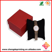 Custom competitive price cardboard ladies automatic watch box