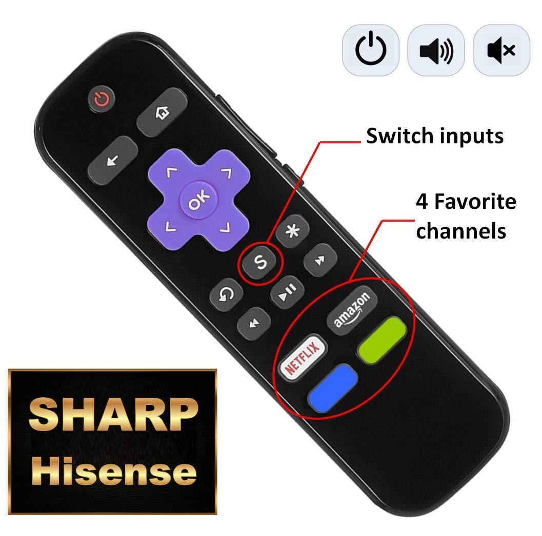 Sharp Tv Remote