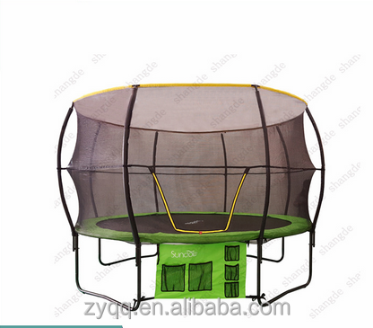 6FT-16FT Size outdoor trampoline