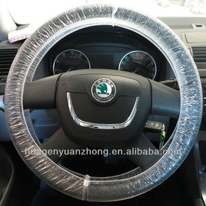 PE Disposable steering wheel cover