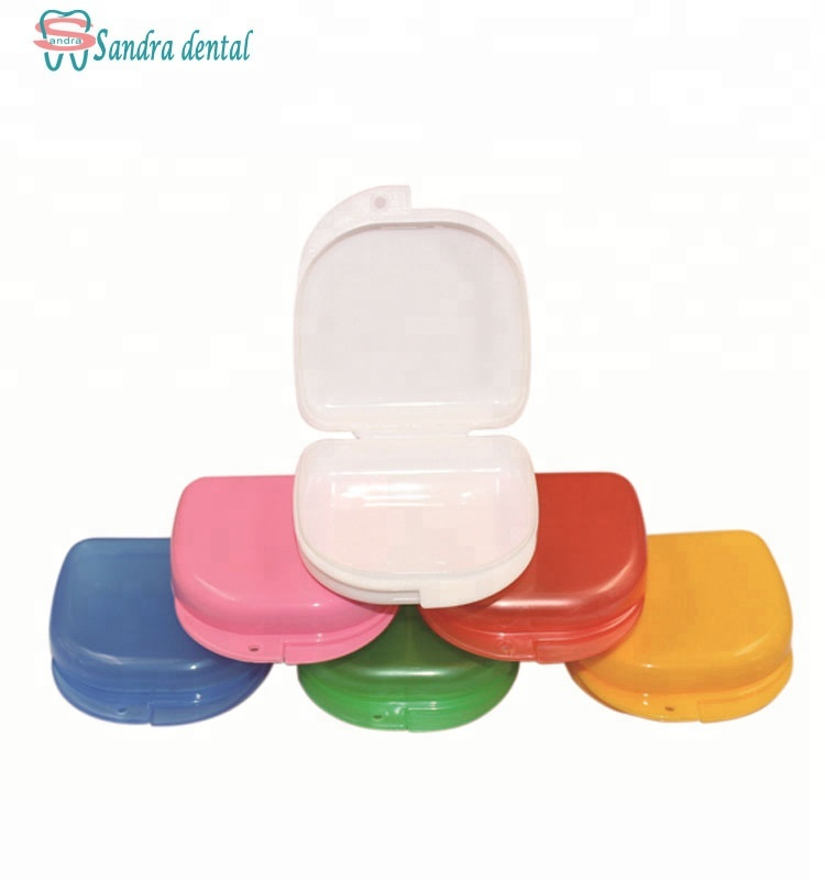 Best quality  OEM hot sale dental products Denture Storage Plastic Box price
