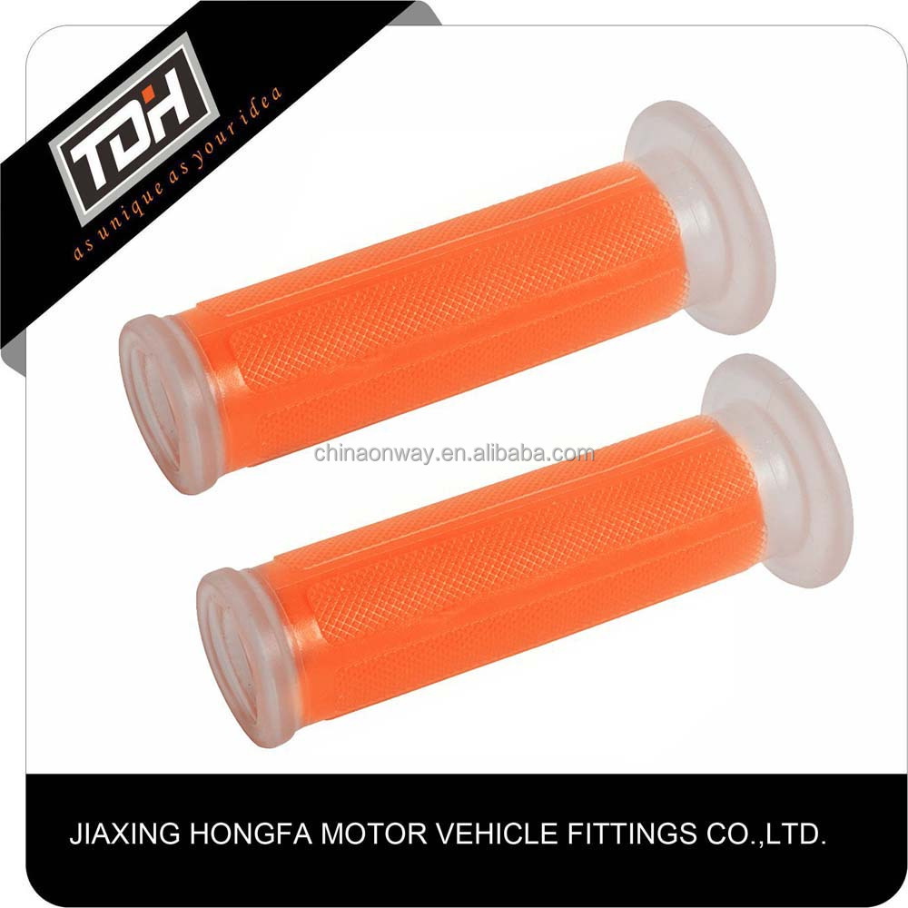 2017 Wholesale Hot Sale Motorcycle Handle Grips For 7/8'' Bar End Motorcycle