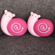 Cheap online soft supplier rare indonesia special pink cute snail squishy toy
