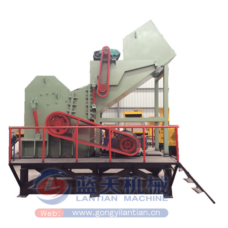 High capacity good performance China made competitive price professional scrap metal crusher cutting machine