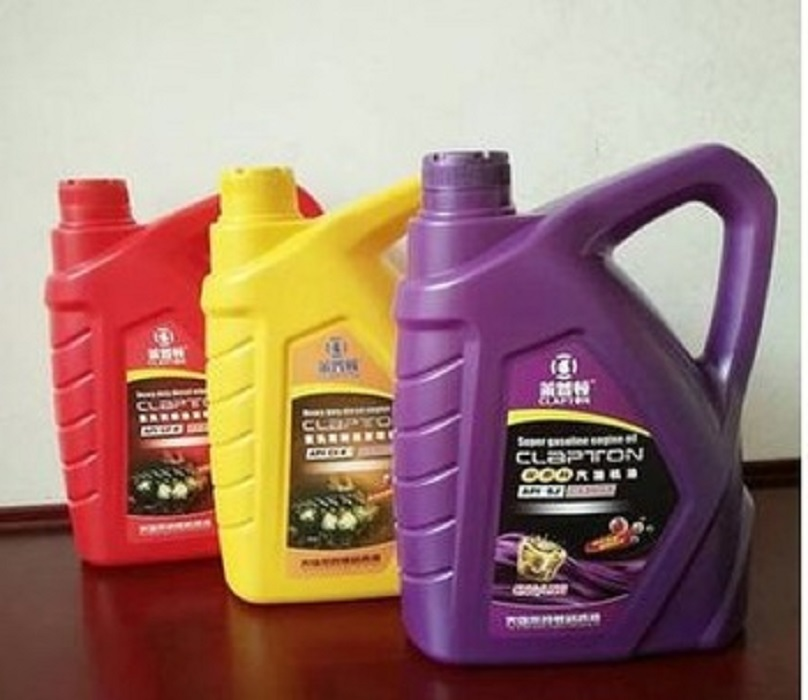 Cheap Oil Lubricant 4l And 5l Plastic Bottles And Motor Oil