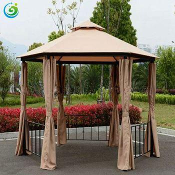 2016 Hot Sale China Factory Outdoor Hot Tub Gazebo Wooden Gazebo