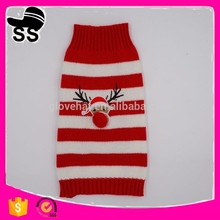Competive Price Wholesale Dog Apparel Pet Clothes Pussy Gown Sweaters