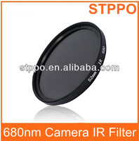 Digital Camera Photo Accessories Stppo Infrared IR Camera Filter 680nm 72mm 72 mm
