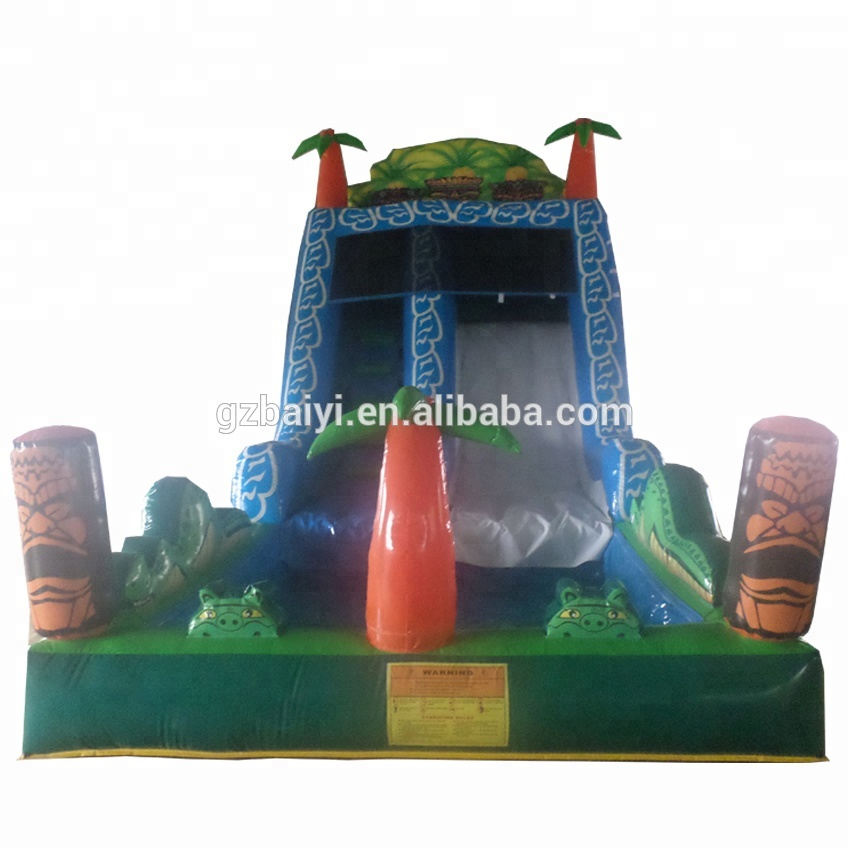 Commercial inflatable water <strong>slide</strong> for adults for sale made of best pvc tarpaulin