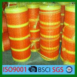 Plastic barrier net/safety fencing net/road safety barrier netting