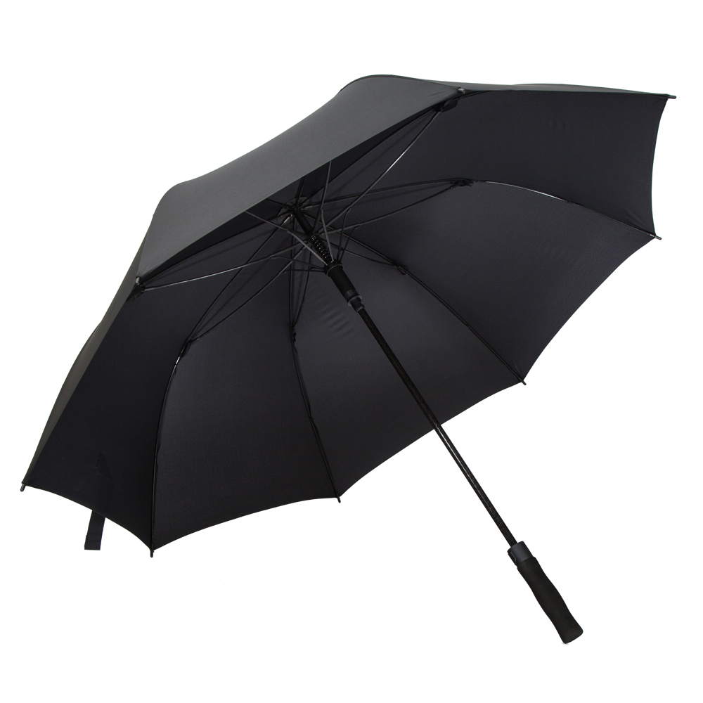 60 Inch Windproof Golf Umbrella Extra Large Automatic Open Anti UV Oversize Rain&Wind Stick Umbrellas