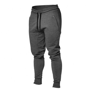 Wholesale Men Jogger Sweatpants Cotton Jogger Sports Pants Workout Leggings Gym Activewear