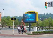 outdoor ph10 led display module supermarket sign board for wholesales